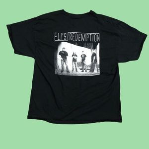 Late 2000s Eli's Redemption Band Tee 100% Cotton